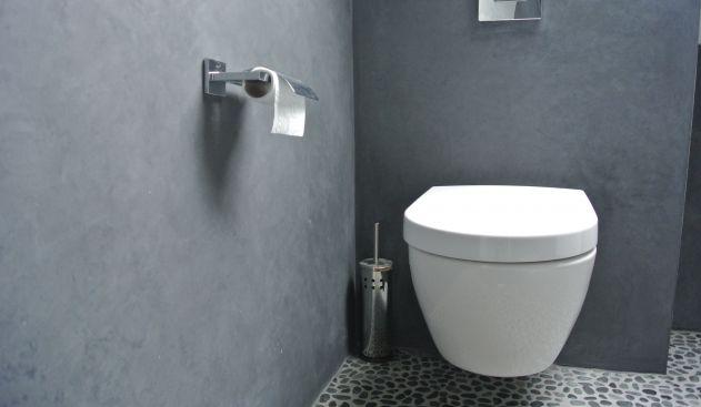 Toilet in tadelakt badkamer | Toilet | Pinterest | Toilet, Bath and ...