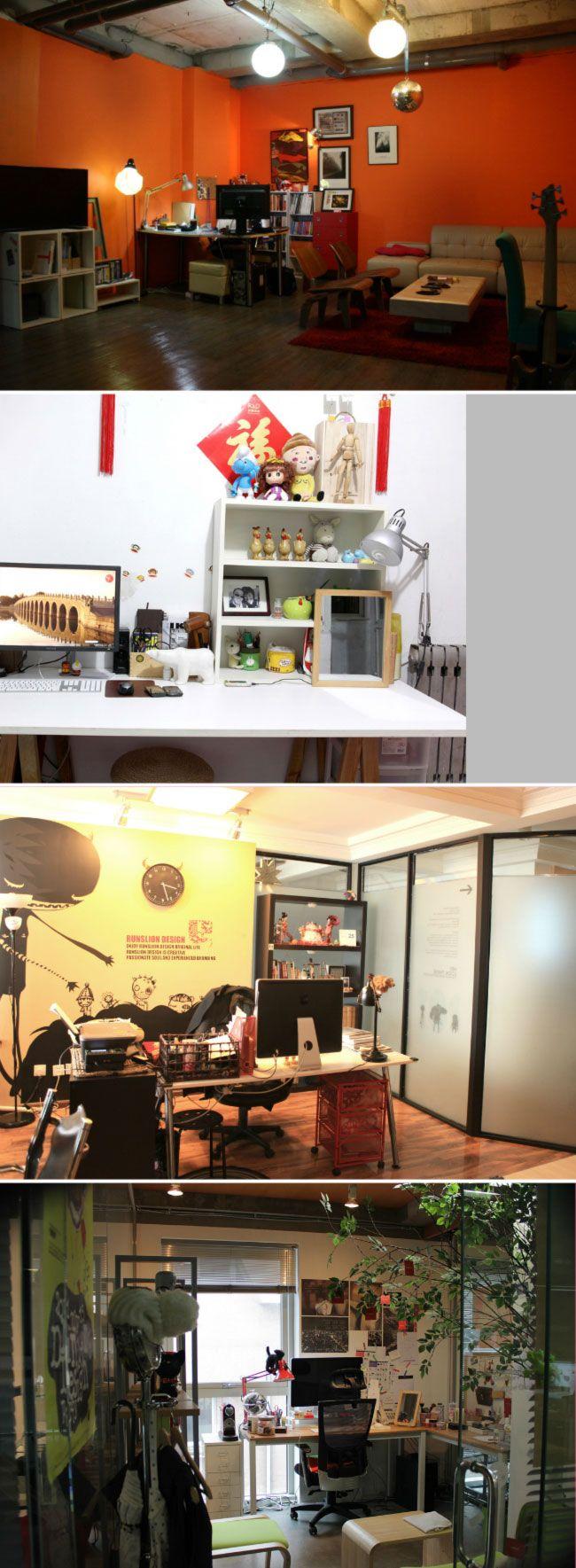 Desk: aonde a criatividade nasce