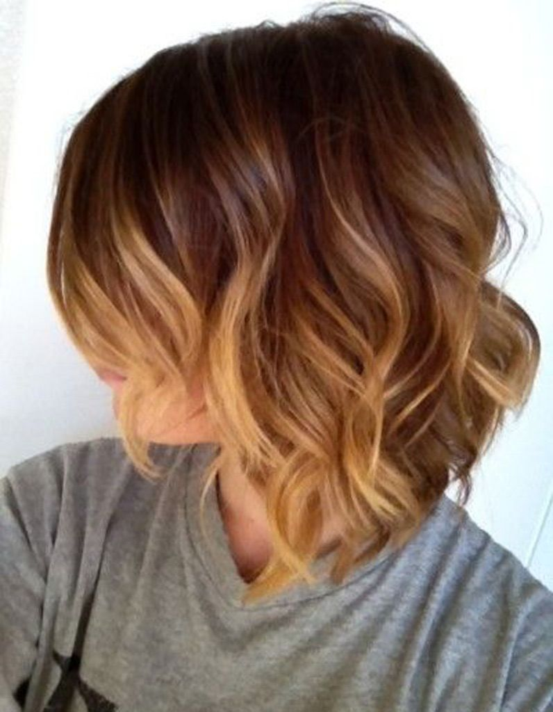 1000 Images About Ombre Hair On Pinterest Bobs Coupes Courtes