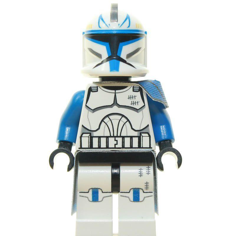 Custom Minifigur - Clone Captain Rex, Phase 1 Helm | Custom Lego ...