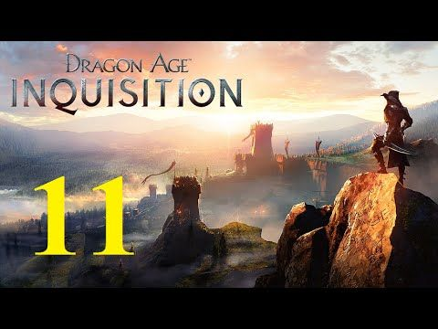 Dragon Age Inquisition Playstation 4 - PS4 Maxy Long Gameplay {11}