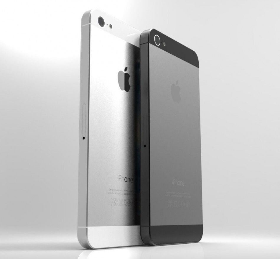 """""""iPhone 5"""" -- is less than a month away. #iphone5 #iphone #technology #apple #potamkinnyc #nyc #followback"""