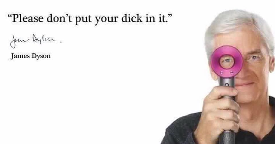 You heard the man