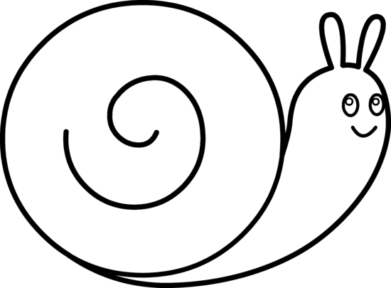 Snail Clip Art By Hallow Graphics Rock Painting Patterns Free Clip Art Coloring Pages