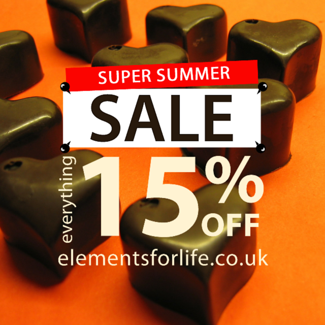 15% Off Everything in our Simply Super Summer Sale