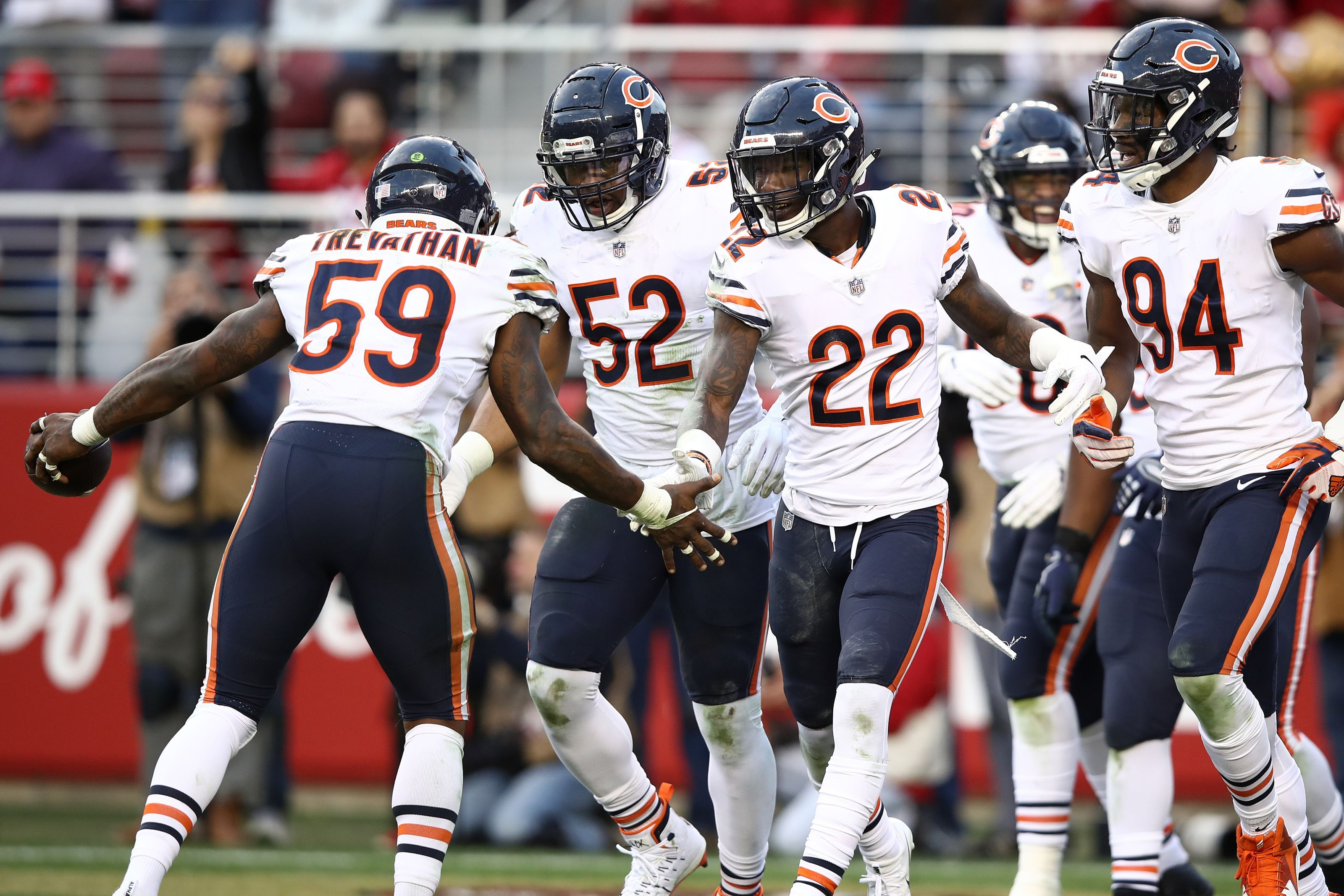 13af6f8c Chicago Bears: Playoffs will determine how special this defense is ...