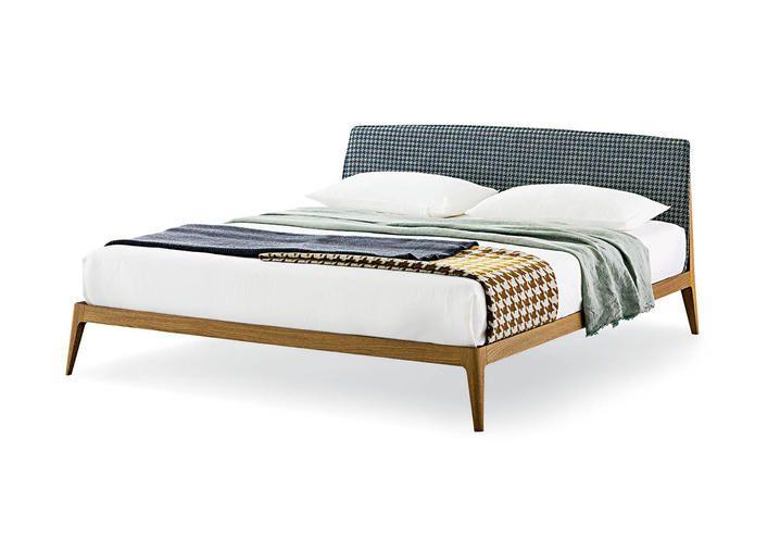 10 letti matrimoniali moderni per camere da letto in stile contemporaneo