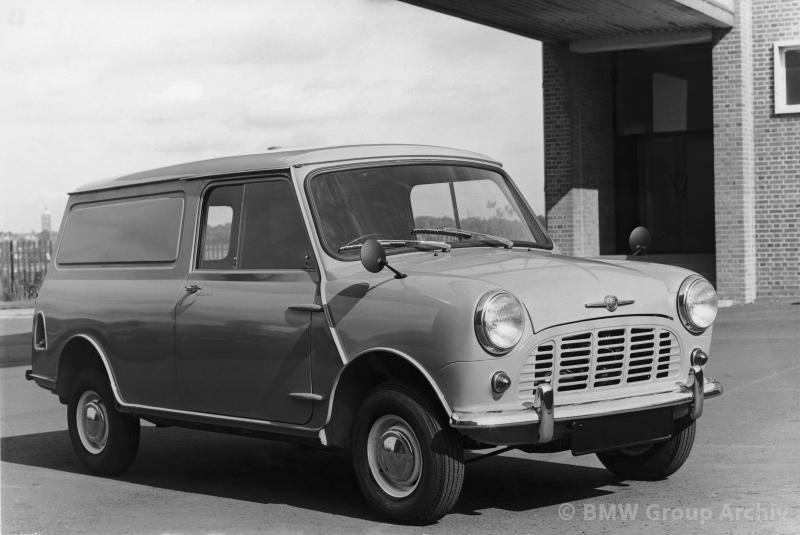 Austin Seven Van Austin Mini Van Morris Mini Van 1960 Cars