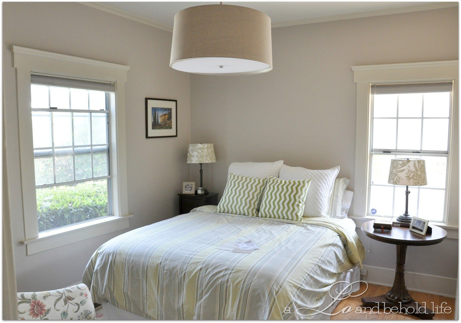 Benjamin moore smokey taupe wall color color wash for Light gray taupe paint