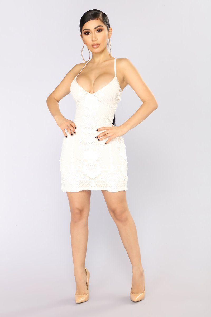 Sweetest Love Lace Dress - Off White   Asian girls   Pinterest ...