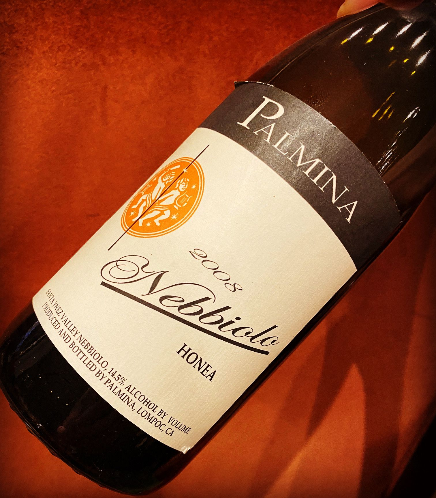 Sometimes You Accidentally Age A Bottle For Much Longer Than You Intended And It S Even Better For It Palmina Honea Vineyard Nebbiolo In 2020 Barolo Wine Wine Bottle