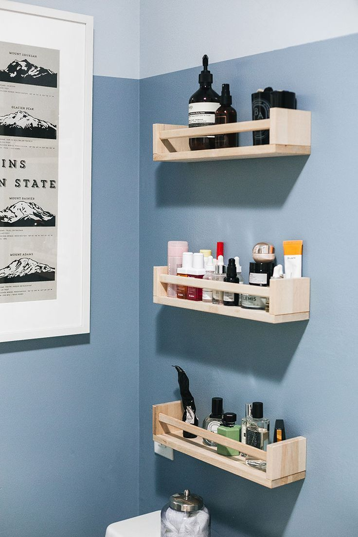 Photo of Our Tiny Bathroom Makeover: Finishing Touches & Details