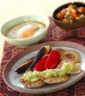 ポーク焼き肉ネギ塩タレ の献立 レシピ 料理 レシピ レシピ 焼き肉