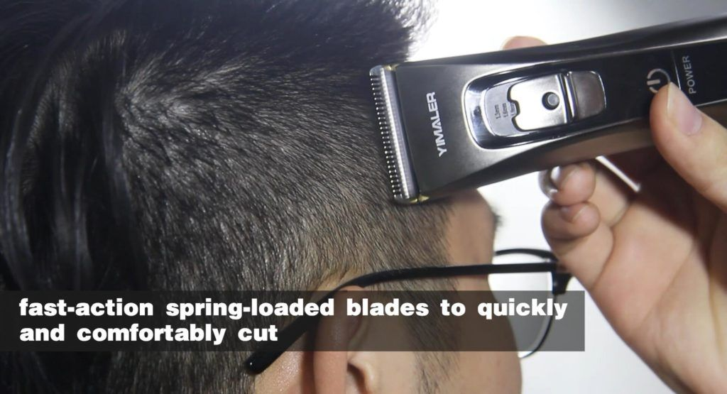 Pin On How Does A Hair Clipper Trimner Works