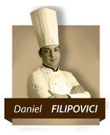 Daniel Filipovici - Equipe Eccellenze Italiane