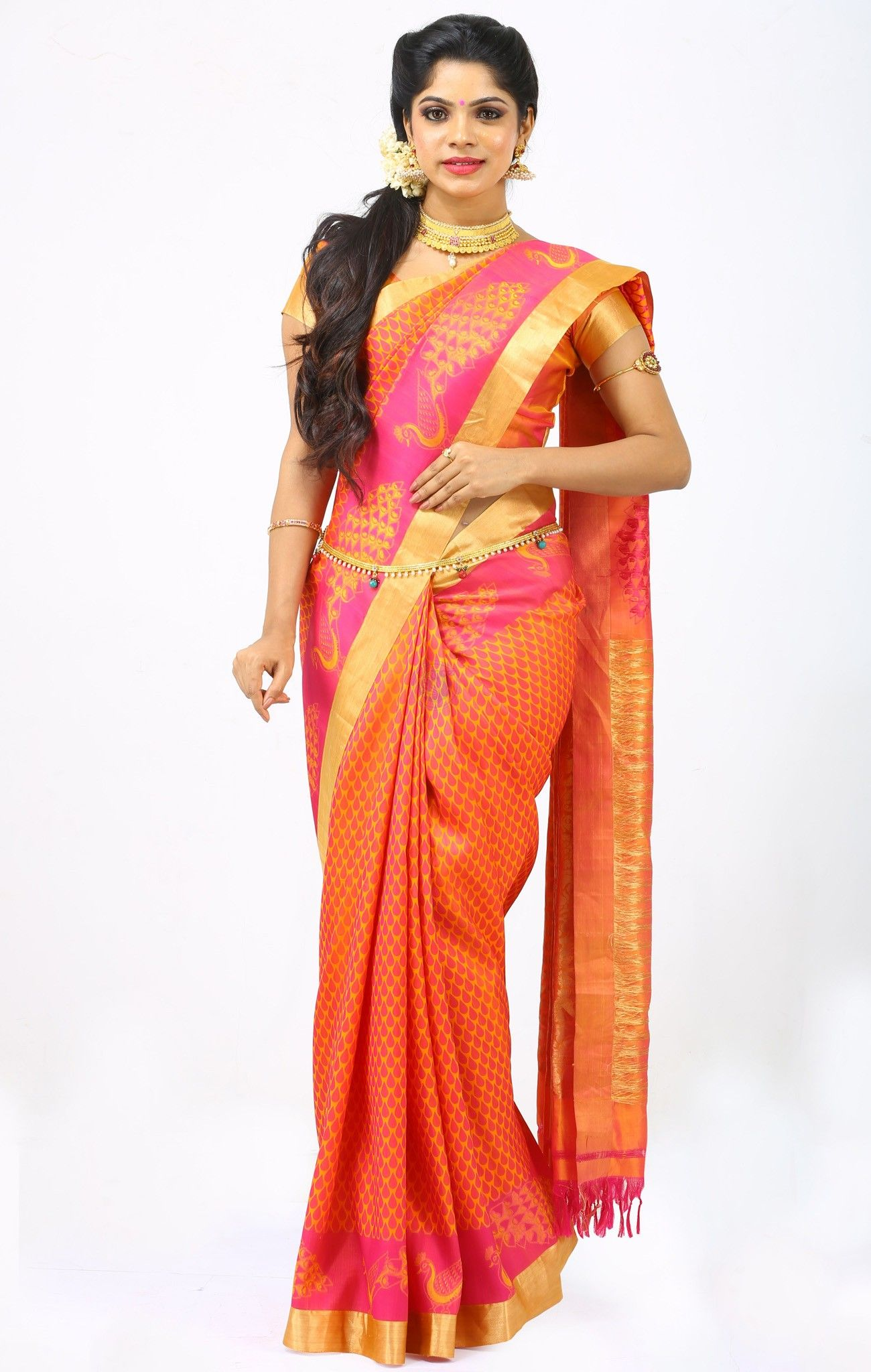 Bairavi Traditional Silk Saree02 Btss9210 Traditional Silk Saree Saree Silk Sarees