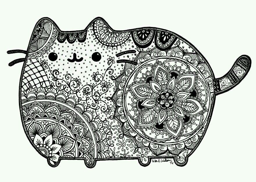 One of Coolest Cat In the World | Pusheen cat, Pusheen ...