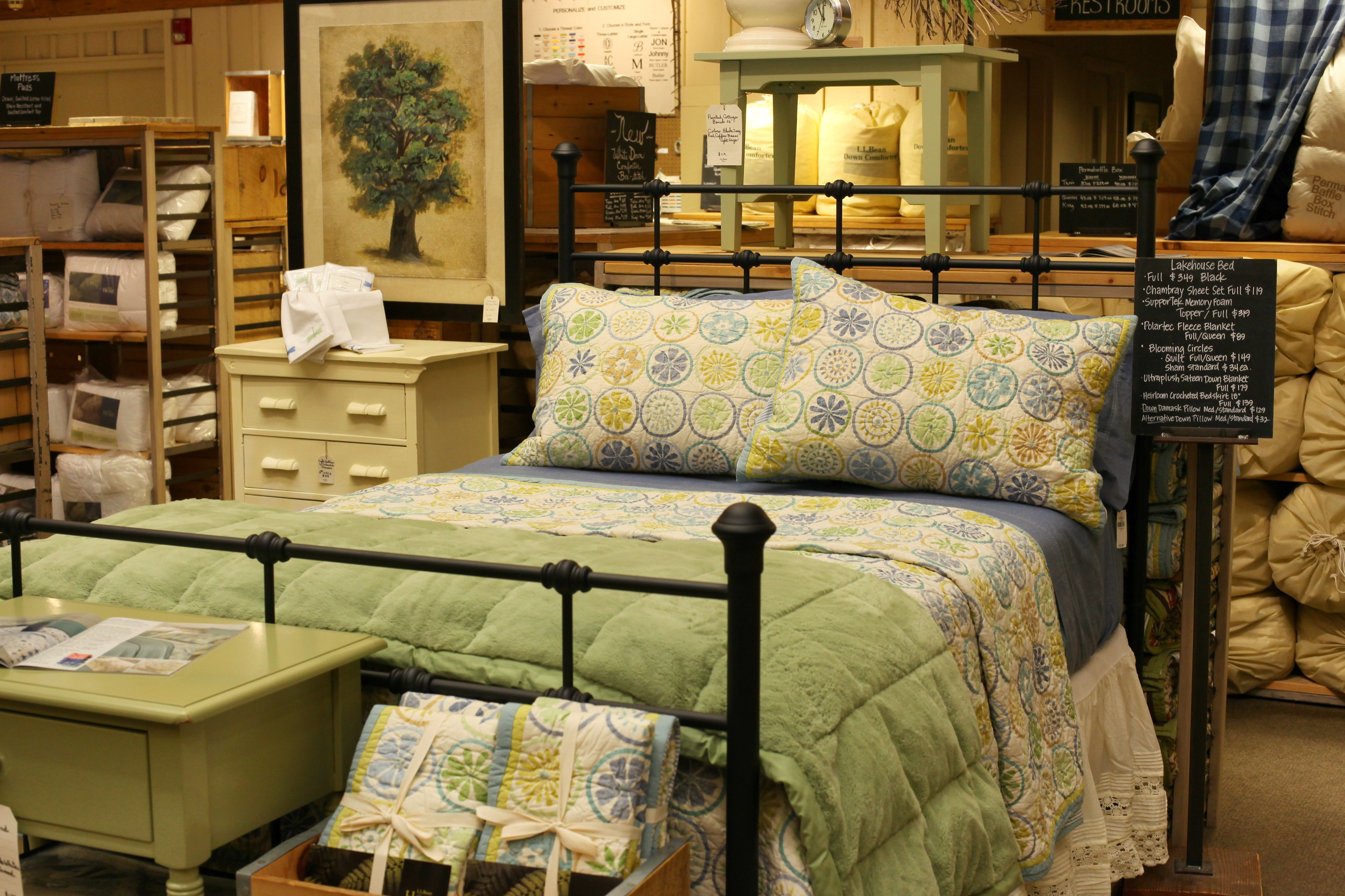 L L Bean Beds And Bedding Sheets Blankets Comforters At The