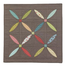 Additional Images of Learn to Quilt-As-You-Go by Gudrun Erla - ConnectingThreads.com