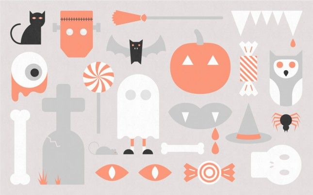 30 Gorgeous Wallpapers For Your Desktop Halloween Desktop Wallpaper Desktop Wallpaper Fall Wallpaper Project