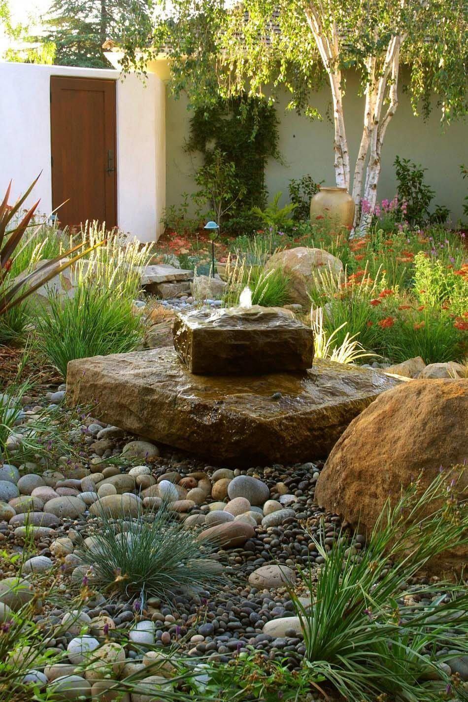 23 inspiring outdoor garden fountains to add tranquility to your landscape gardenfountainsdesign landscapedesigner gardenfountainsstone