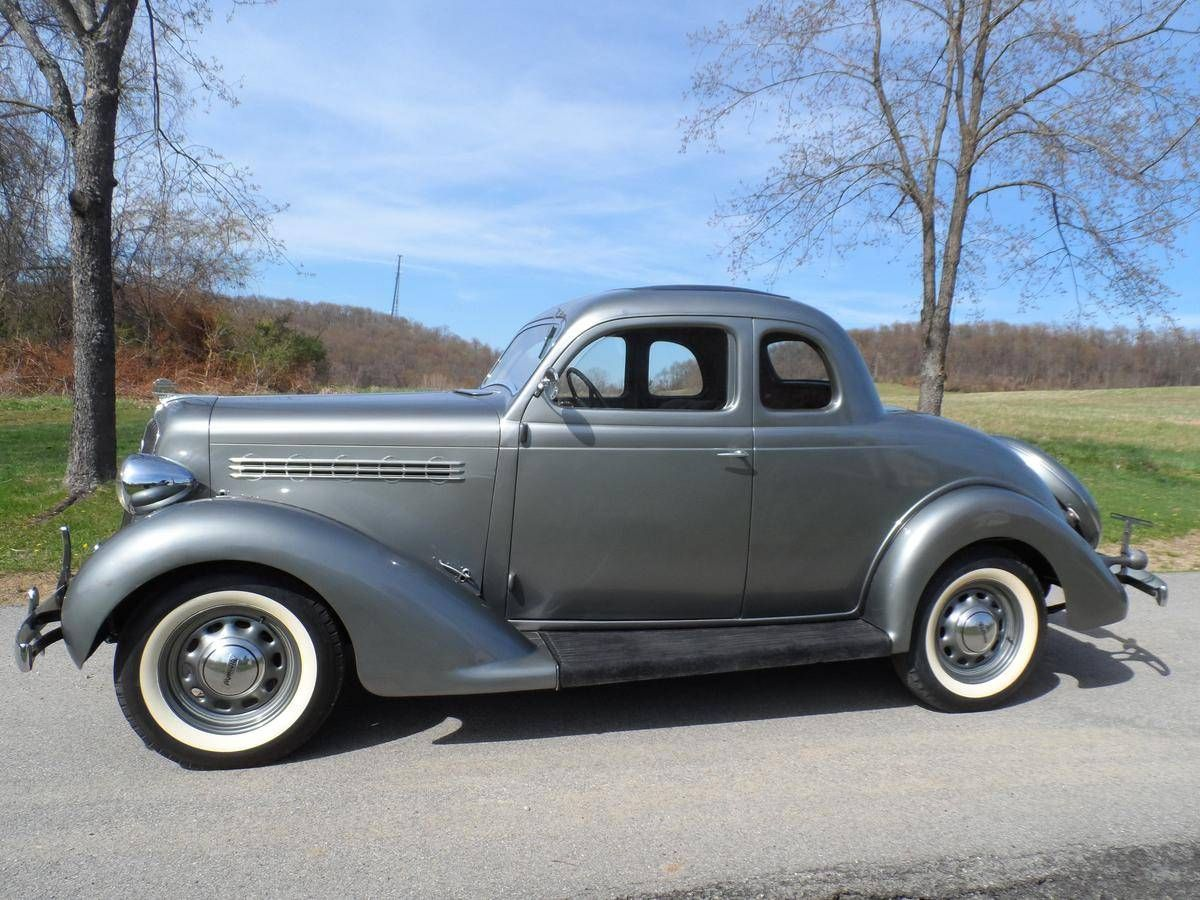 1935 Plymouth PJ Coupe | old cars | Pinterest | Plymouth, Cars and Mopar