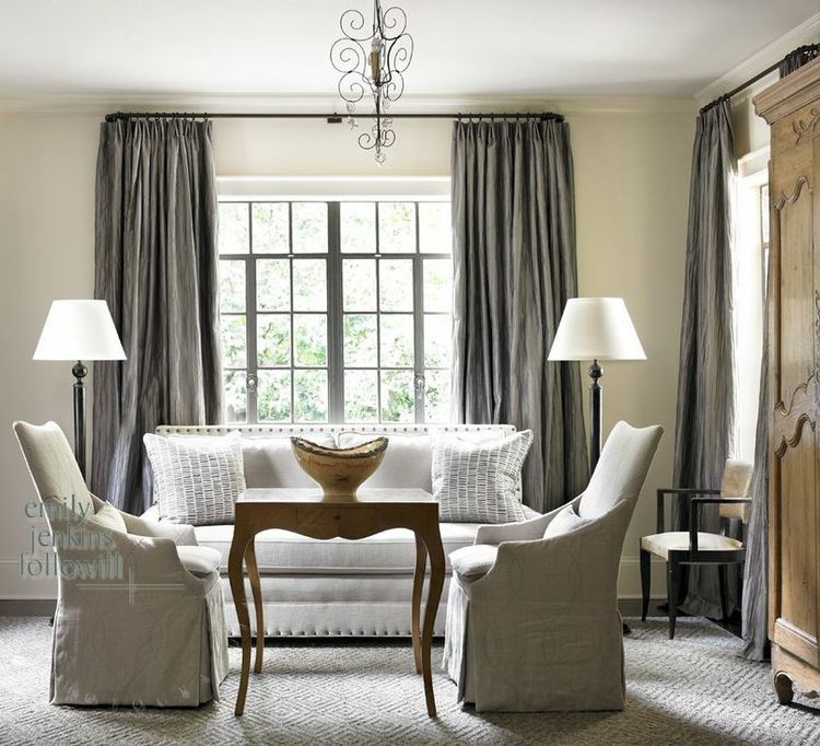 Portfolio — Carter Kay Interiors | Dark living rooms, Home ...