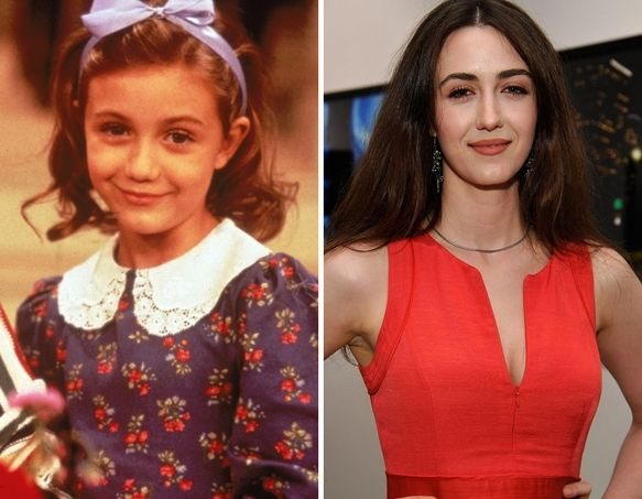Madeline Zima Grace In The Nanny - Then  Now -8309