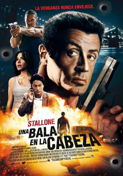 Ver El Ejecutor Una Bala Enla Cabeza 2013 Online Descargar Hd Gratis Espanol Latino Subtitulada Bullet To The Head Sylvester Stallone Movie Bullet
