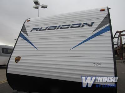 New 2019 Dutchmen RV Rubicon XLT 301XLT Toy Hauler Travel