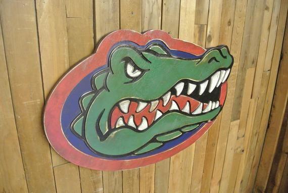 3D Florida Gators Logo, Gator Nation, University of