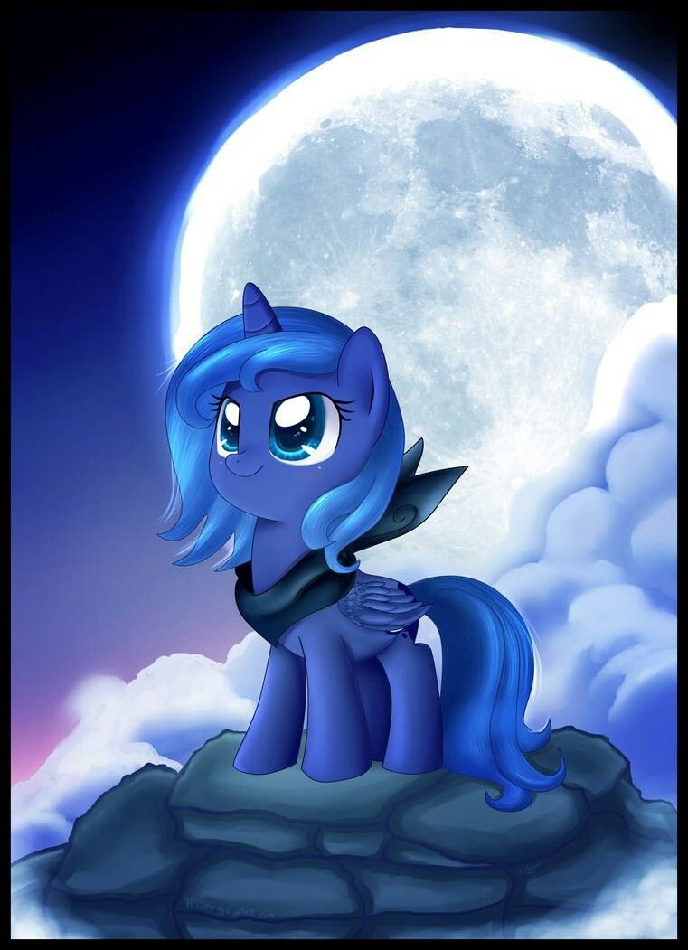 Пин от пользователя PONTRIX на доске Princess Luna ...