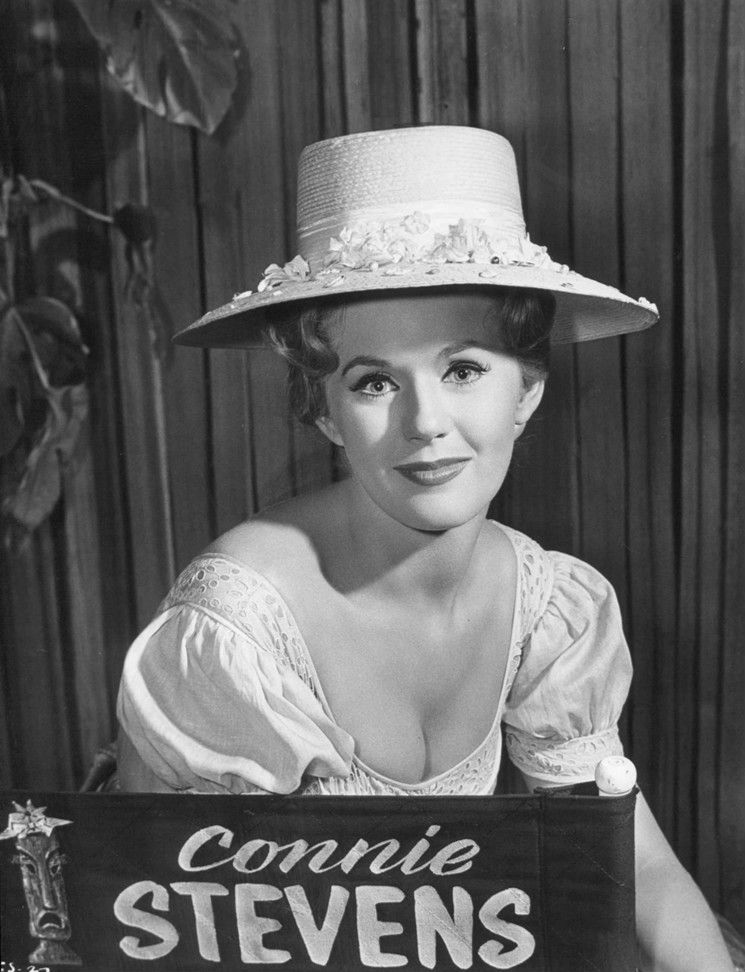 Connie Stevens starred in the TV series