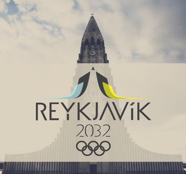 Reykjavik 2032 - a design research, branding, and graphic project for a fictional Olympic bid by Reykjavik, Iceland | Designer: Patrick Yovanov | Click the image to see more from the project