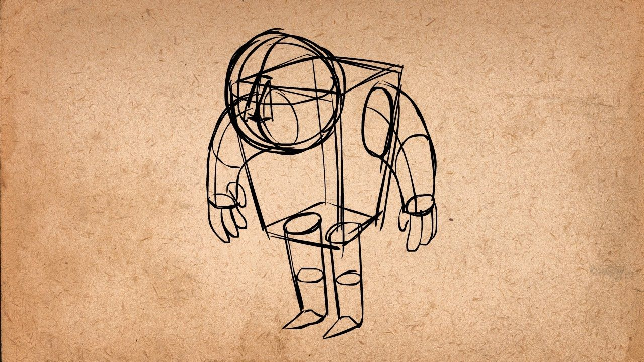 11 Solid Drawing 12 Principles Of Animation Principles Of