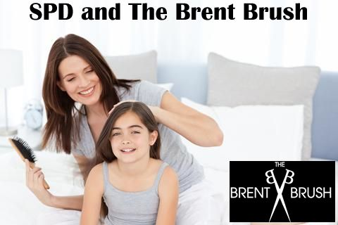 "Brent was told by one of his clients that their child was using his brush. He thought, ""Great!"" She said, ""Yes, but you don't know all of the facts."" Now she had his attention. Her daughter has SPD - Sensory Processing Disorder. She explained what that meant and what a struggle her hair had been. Being able to brush her hair was a huge triumph. After hearing what a difference the brush made, Brent wanted to help more kids. http://thebrentbrush.com/pages/spd-and-the-brent-brush"