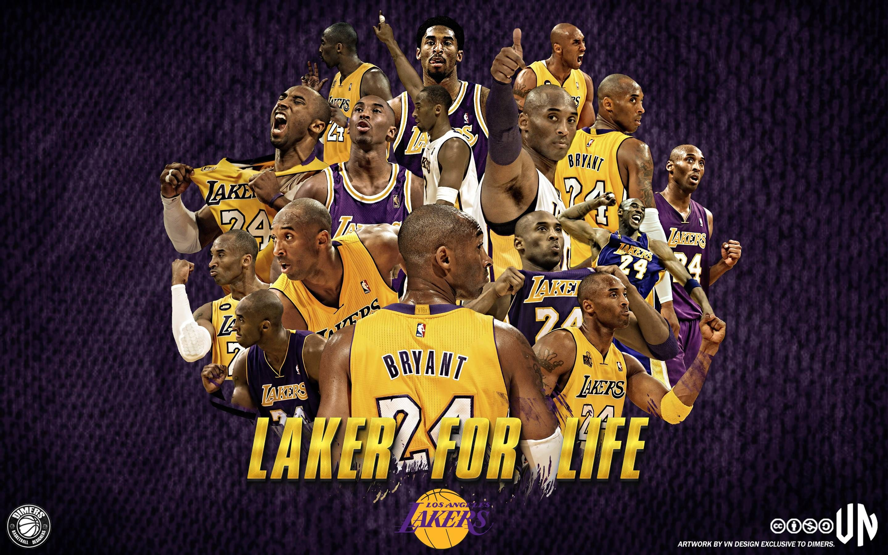 Lakers Wallpaper Kobe Bryant Nba wallpapers, Lakers