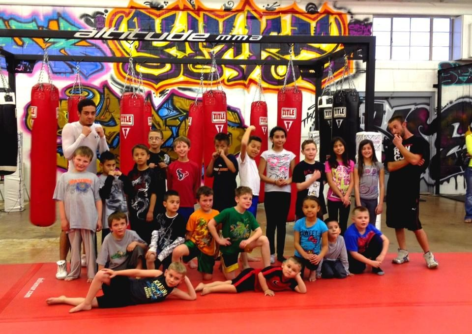 Colorado Springs Kids Mma Classes Your Kids Will Benefit From Learning Jiu Jitsu Kickboxing Wrestling And Of Course Mixe Mma Classes Kids Mma Kids Fighting