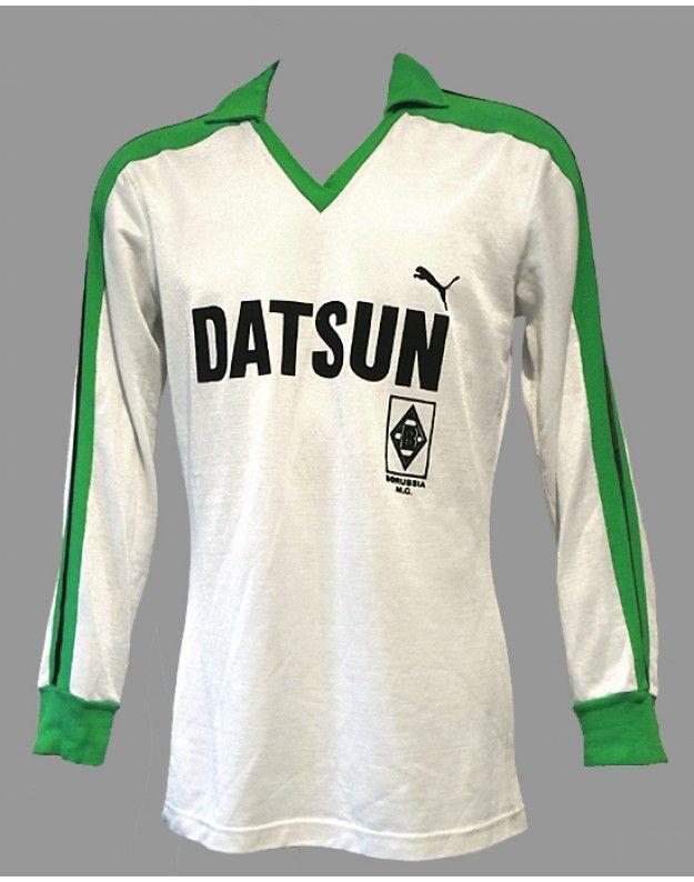 80er Jahre Vintage B M Gladbach Datsun Trikot Borussia Monchengladbach Vfl Borussia Vfl Borussia Monchengladbach