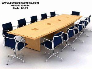 Set Meja Kantor Ruang Rapat Meja Kantor In 2019