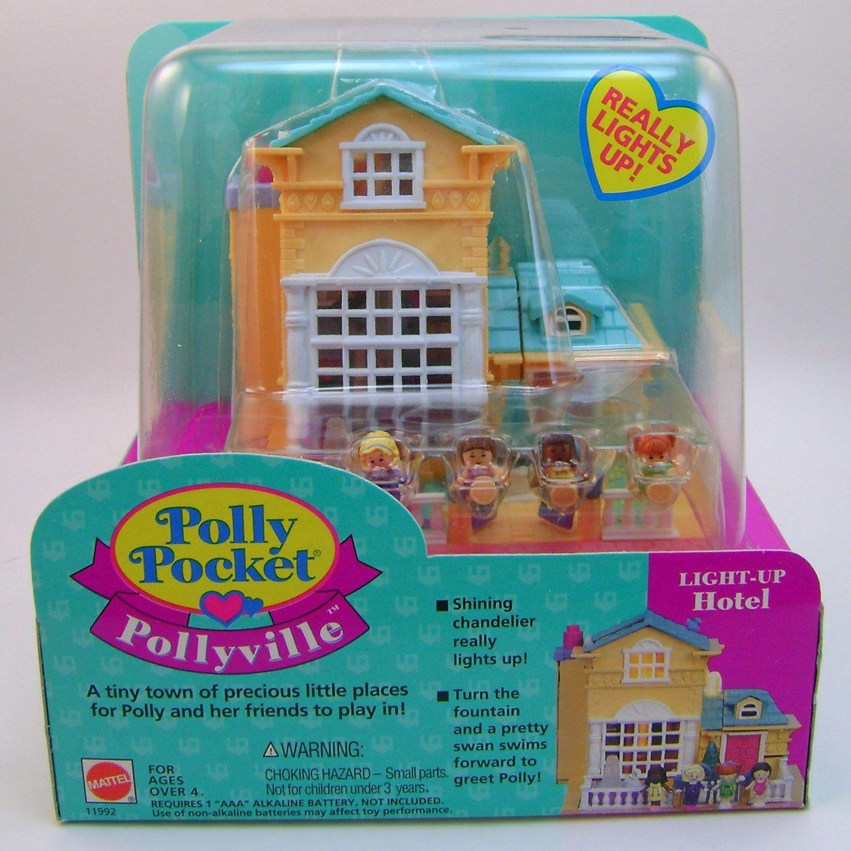 Polly Pocket Pollyville Hotel