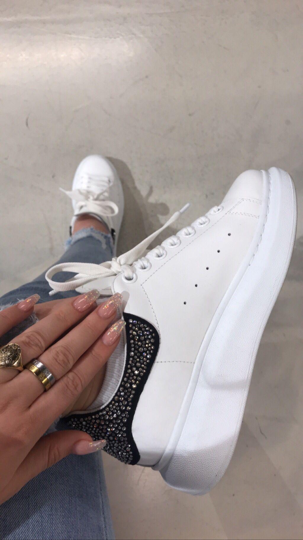 Alexander mcqueen sneakers, Mcqueen