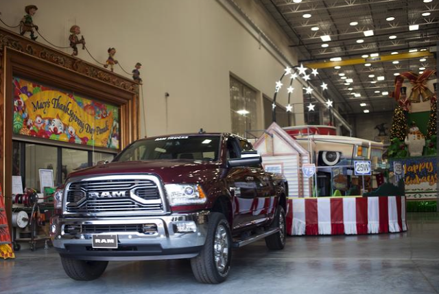 Ram Is The Official Truck Of The Macy S Thanksgiving Day Parade Macy S Thanksgiving Day Parade Macy S Thanksgiving Day Parade Thanksgiving Day Parade