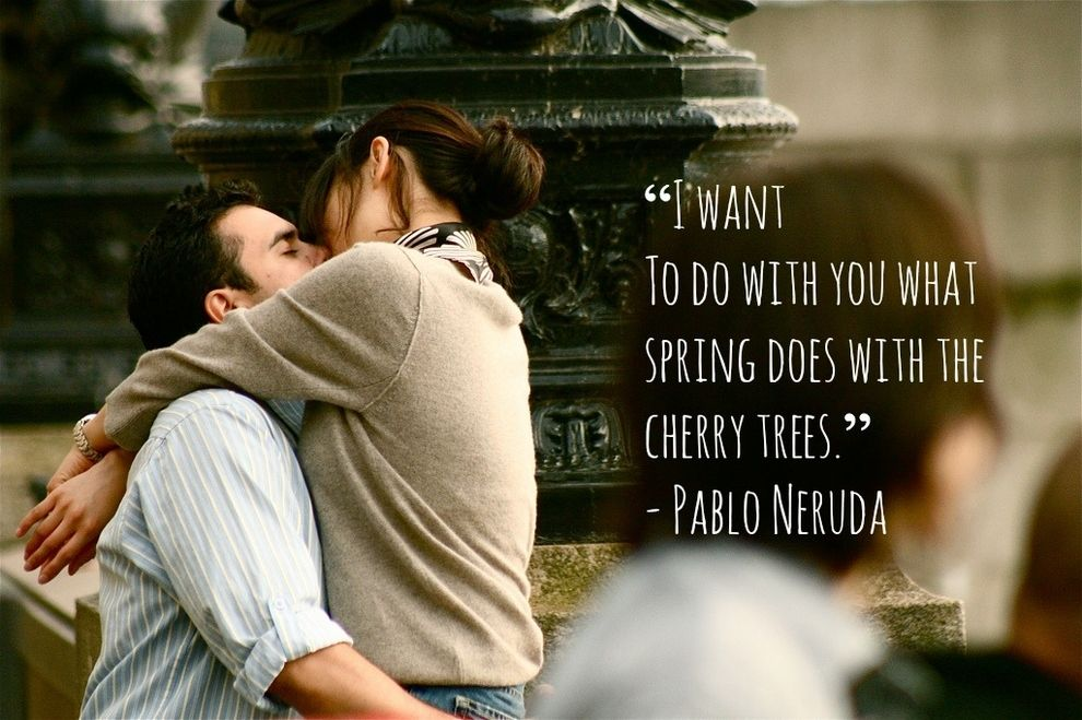 13 Sumptuous Quotes About Falling In Love From Famous