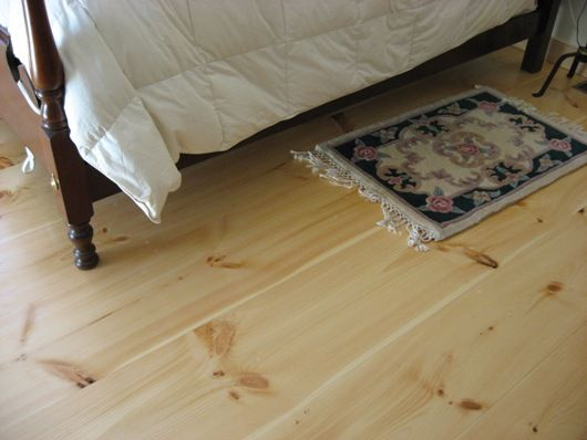 This 12 Inch Wide Premium Unfinished Eastern White Pine Flooring Is Milled Into Lengths Of 8 To 16 Feet Long Som Pine Floors Eastern White Pine Plank Flooring