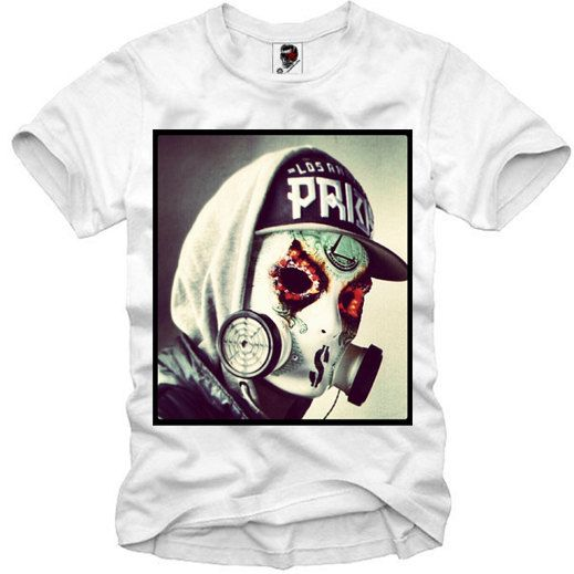 NEONBLACK GRAFFITI Sprayer Street Art Obey T Shirt by basics06