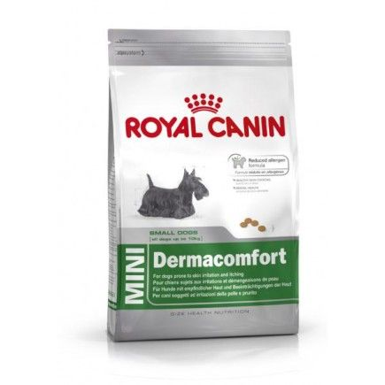 Royal Canin Mini Dermacomfort Pet Shop Online Caes Produtos Pet