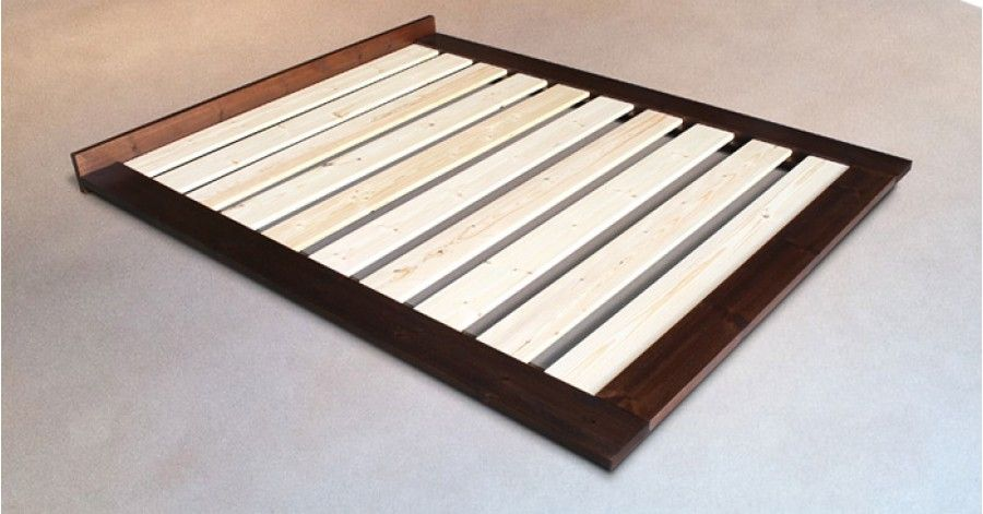 Low Modern Attic Bed Modern Wooden Bed Low Bed Frame Wooden