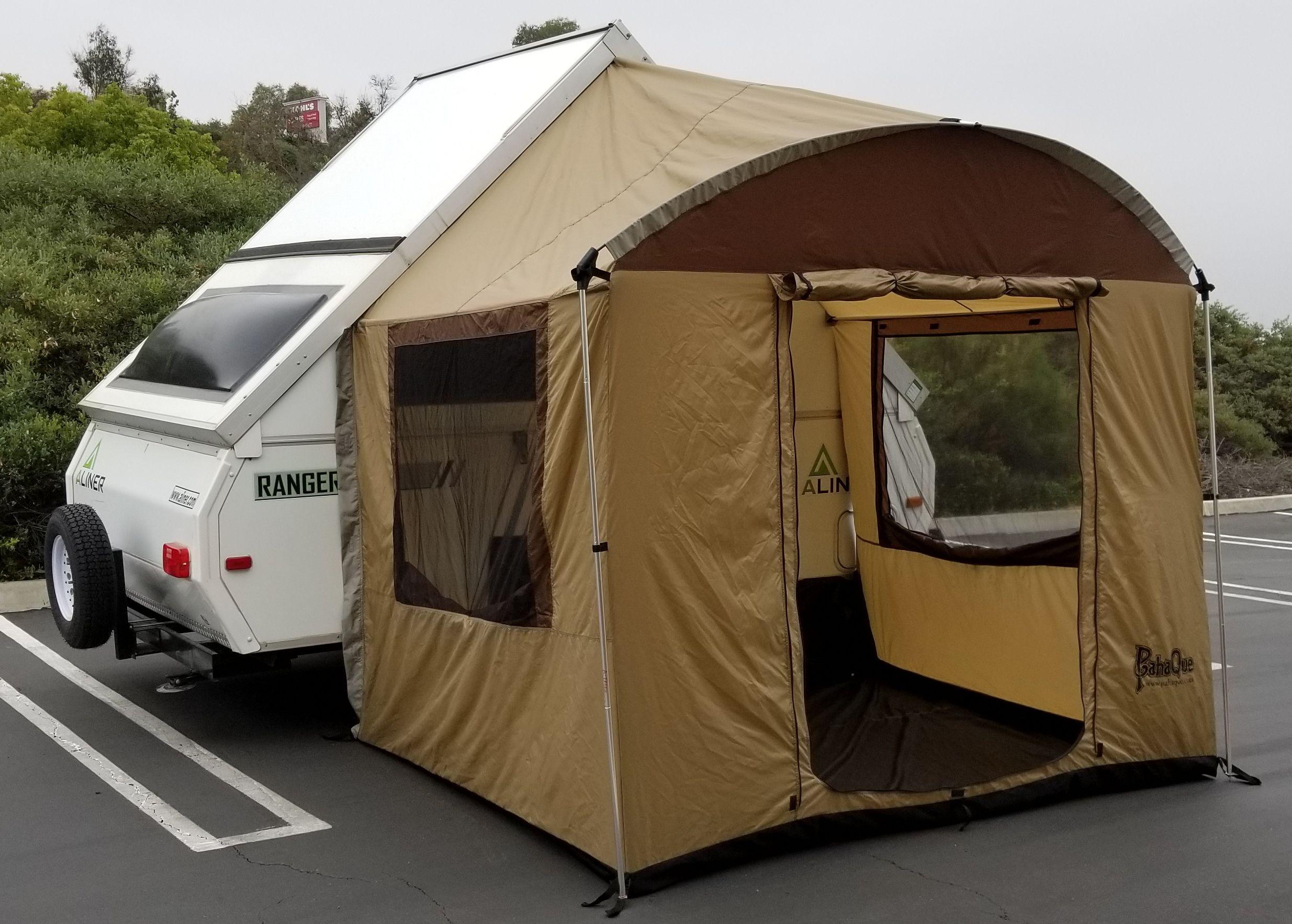 A Frame Trailer Side Tent Aliner Chalet Rockwood Jayco A Frame