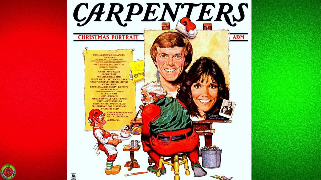 Carpenters (There's No Place Like) Home for the Holidays